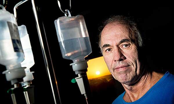 Glostrup: Mavenclad-behandling kræver meget lidt af både klinik og patient
